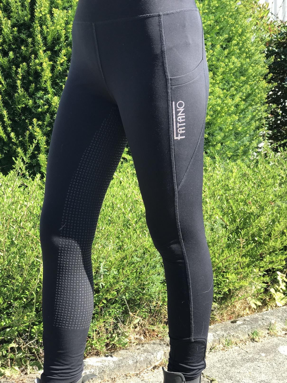 kleinefeld haltern thermo leggings kinder 140