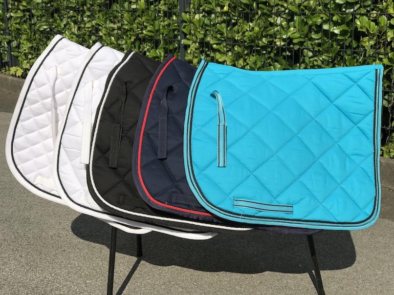 FATANO®  Dressur trendige Schabracke TOP Farben